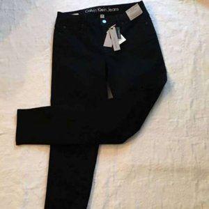 Calvin Klein Infinite Black Jeans - Waist 29
